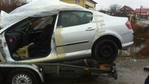 Dezmembrez Peugeot 407 1 6 Hdi 109 Cai 9hy 9hz