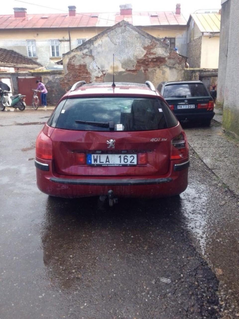 Dezmembrez Peugeot 407 2.0 hdi rhr si 2.0 benzina rfn