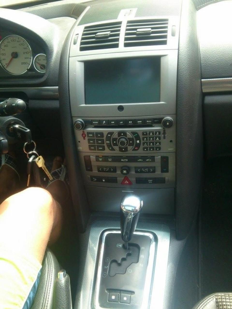 Dezmembrez Peugeot 407 Sw 2.0 Hdi Automat 4 Trepte