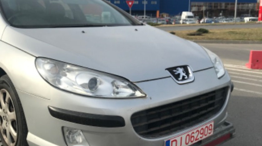 Dezmembrez Peugeot 407 SW break 1.6HDI