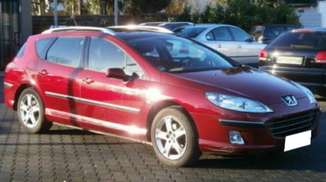 Dezmembrez Peugeot 407 SW si sedan 2 0i si 2 0 HDI an fab 2004 2010