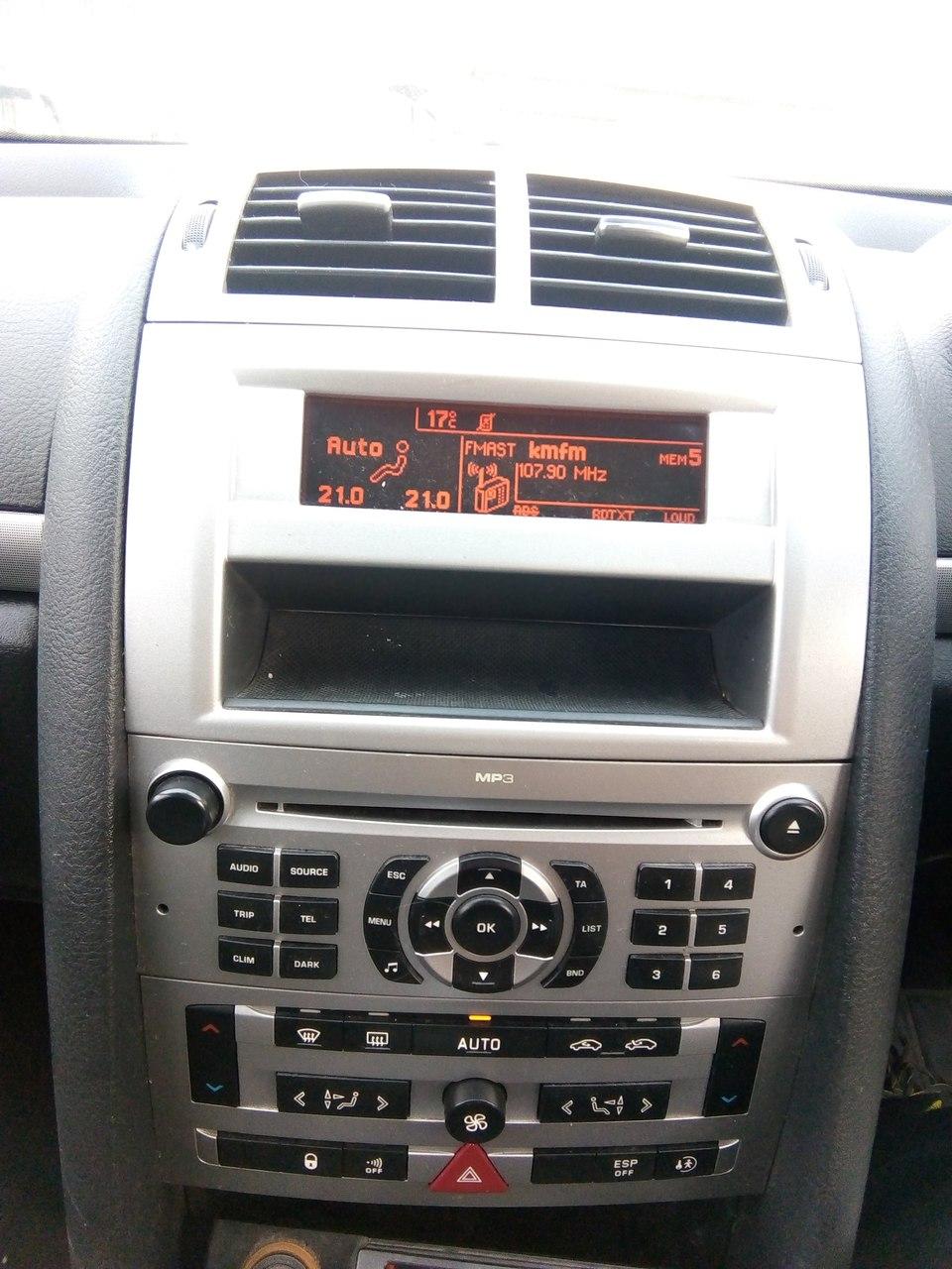 Dezmembrez Peugeot 407