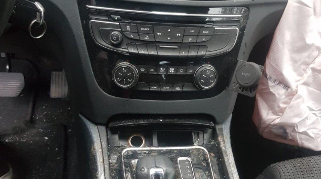 Dezmembrez Peugeot 508 Hybrid 2.0 HDi 163 cai tip motor : RH02 cutie automata an 2014