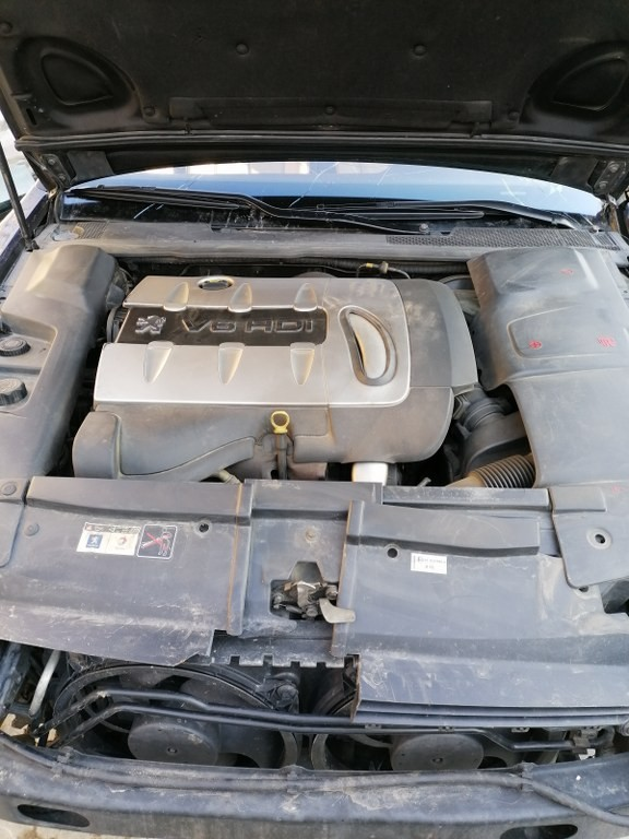 dezmembrez peugeot 607 2.7 hdi 204 cp an 2007 facelift volan stanga