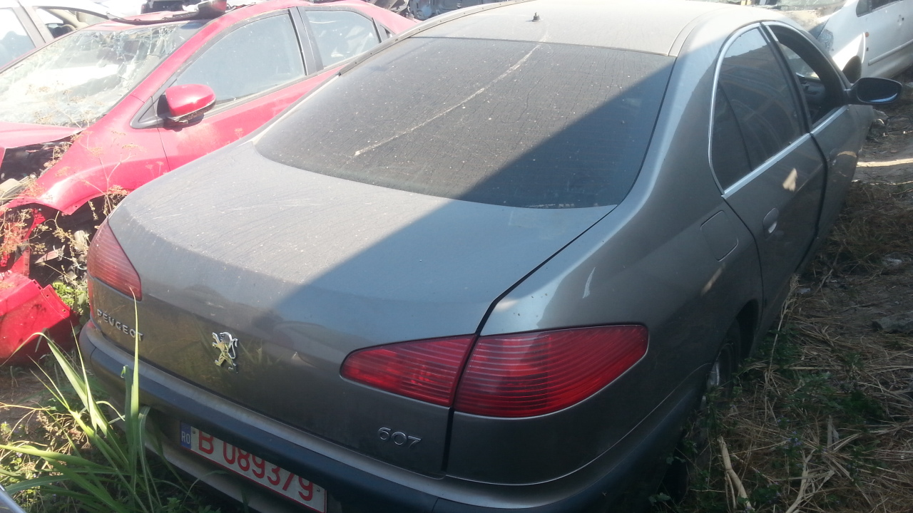 Dezmembrez Peugeot 607, 2005, 2.2D HDI