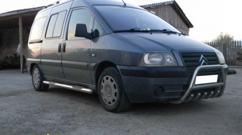 Dezmembrez Peugeot Expert 2 0 HDI 16V tip DW10JATED 80kw 109cp an 2004