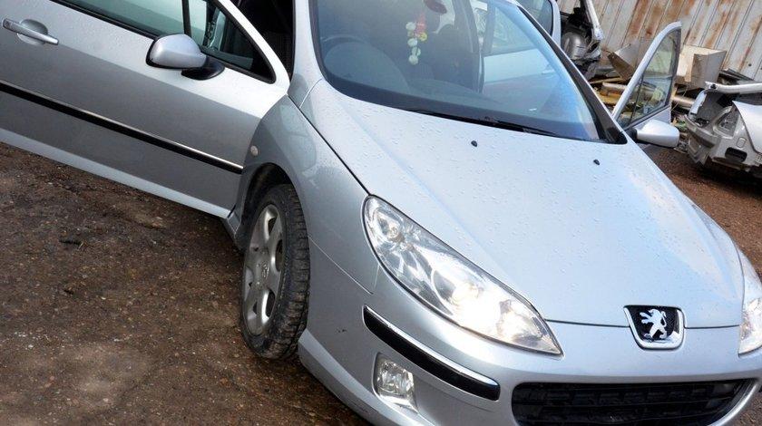 Dezmembrez Peugeot Paladin 407 2005 2.0 hdi 100kw 136cp gri metalizat Volan Dreapta