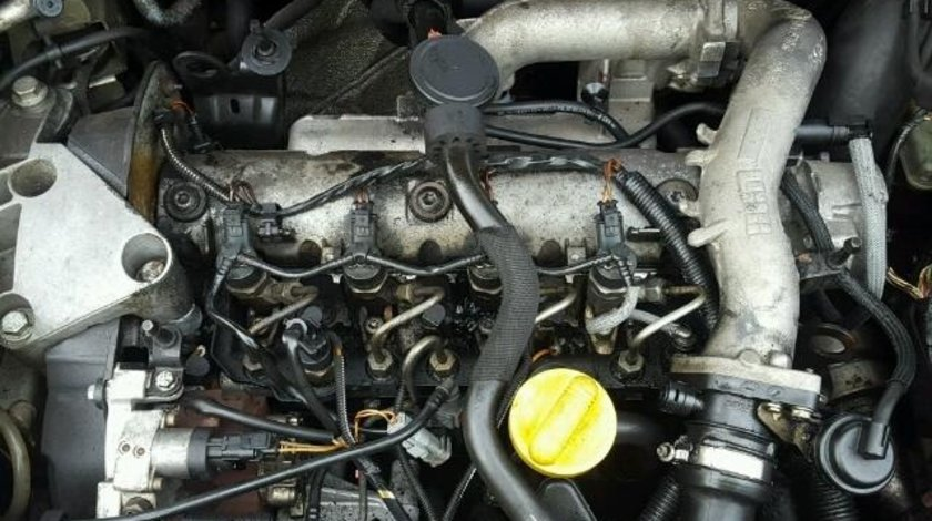 Dezmembrez piese motor 1.9DCI Renault Megane 2