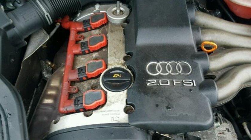 Dezmembrez piese motor Audi A4 Avant (B6), 2.0FSI, AWA