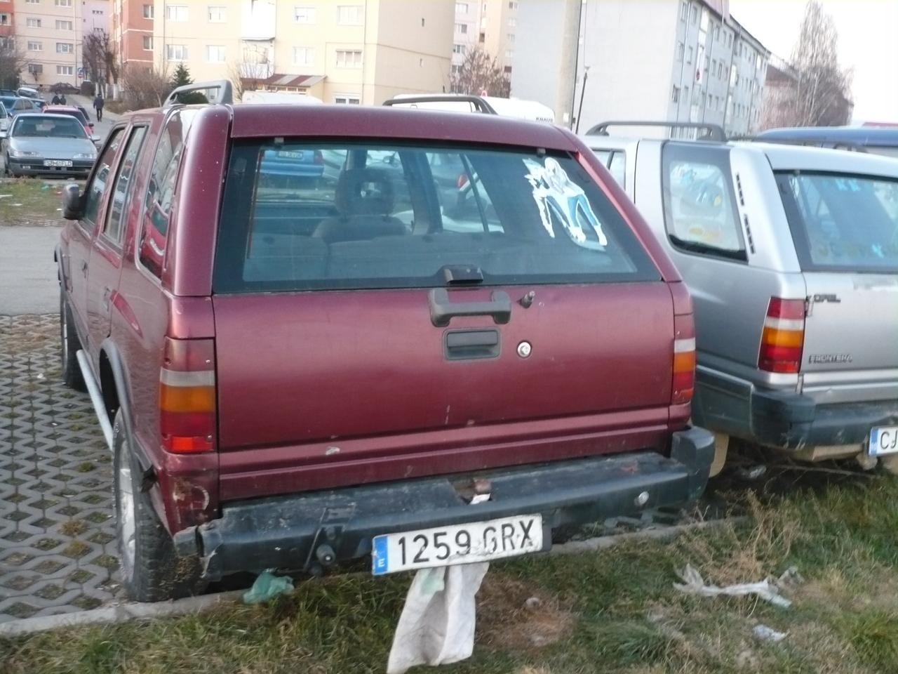 Dezmembrez,Piese  Opel Frontera A 2300 Td