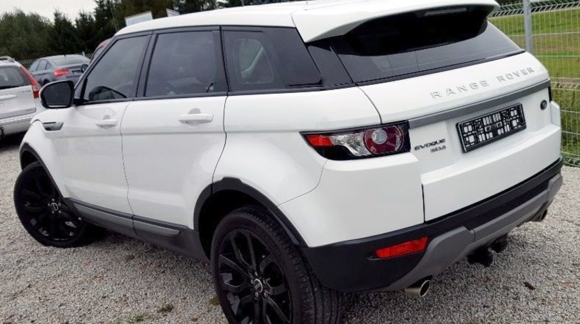 Dezmembrez Range Rover Evoque 2.2D, an 2012