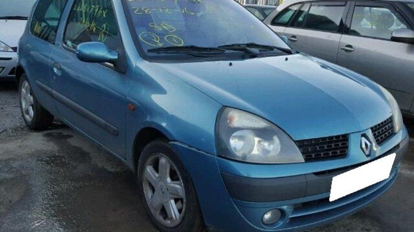 Dezmembrez Renault Clio 2, fabr. 2002, 1.2i 16V