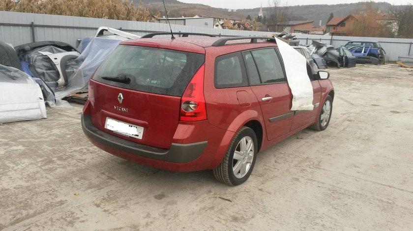 Dezmembrez Renault Megane 2, 1.9 dci, an 2007