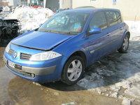 Dezmembrez Renault Megane  2 din 2004, 1.4b, 1.6b 16v,
