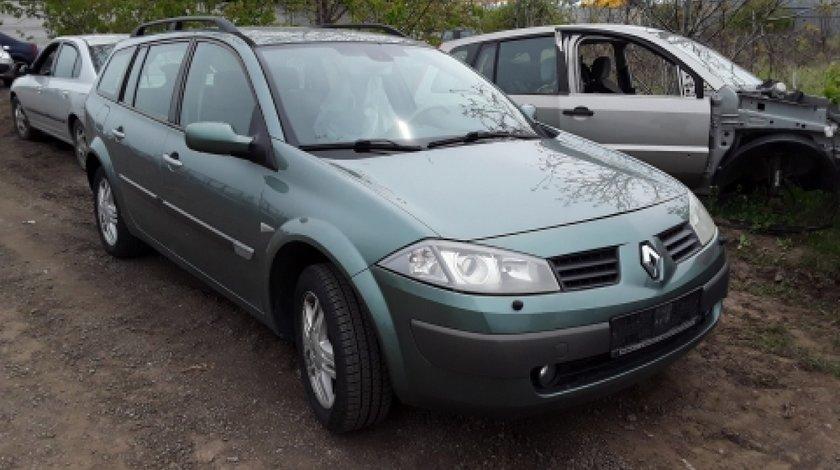 Dezmembrez Renault Megane II, an 2005, motorizare 1.5 DCI