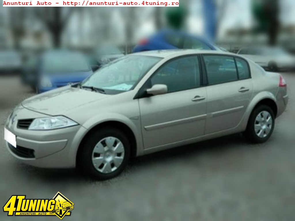 Dezmembrez Renault Megane II sedan 1 5dCi si 1 9dCi an fab 2007