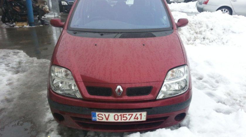 Dezmembrez Renault Scenic 1 6 16V An 2001 cutie automata