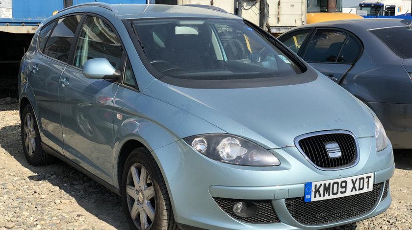 Dezmembrez Seat Altea XL 1.9 tdi BXE cod culoare: LW5T