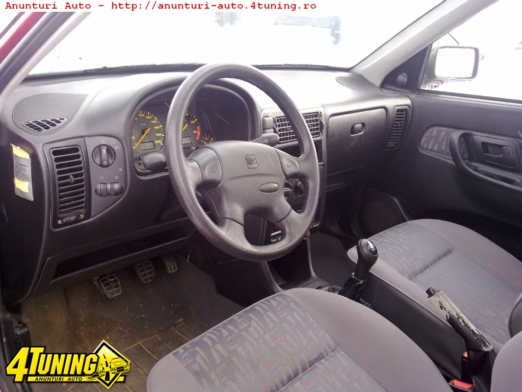 DEZMEMBREZ SEAT CORDOBA 1 6I AN 1999 55KW