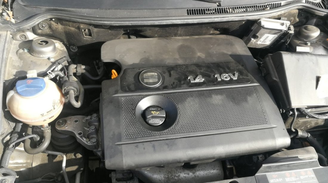 dezmembrez Seat Cordoba an 2004 1.4 16v tip motor BBY
