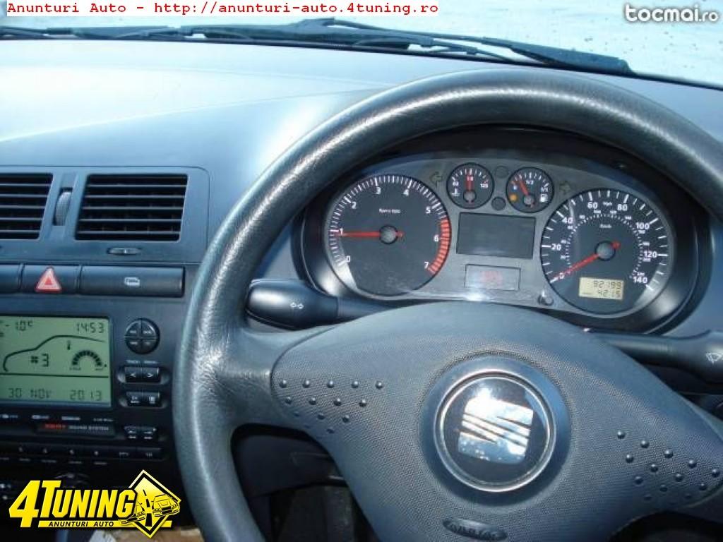 Dezmembrez Seat Ibiza 1999 2002 1 4 benzina cod Akk 2 4 usi