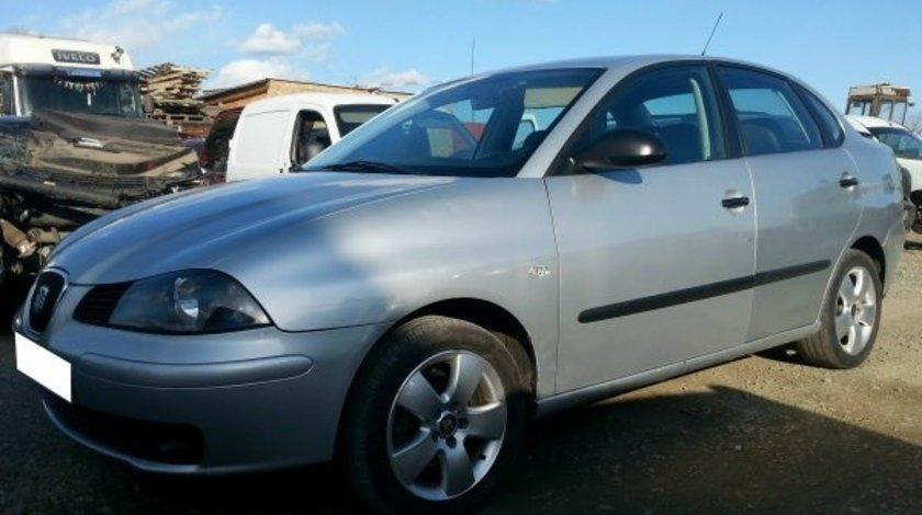 Dezmembrez Seat Ibiza 6L,an fabr.2005, 1.9 SDI