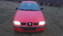 Dezmembrez Seat Ibiza Rosu 1999 2002 1.4 8 V benzi...