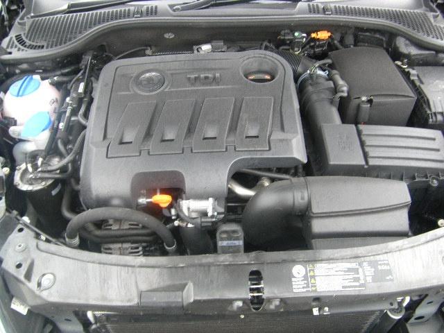 Dezmembrez Skoda Octavia 2 facelift, 1.9tdi, orice piesa!