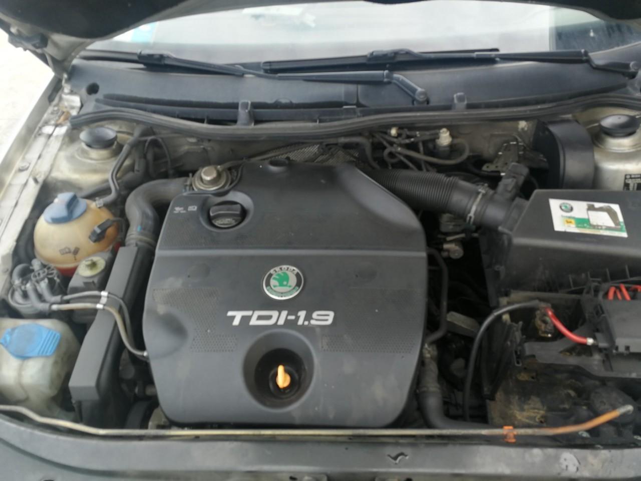 dezmembrez Skoda Octavia an 2004 1.9tdi tip motor ALH