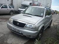 Dezmembrez Suzuki Grand Vitara 2.0td, 4x4, an 2002