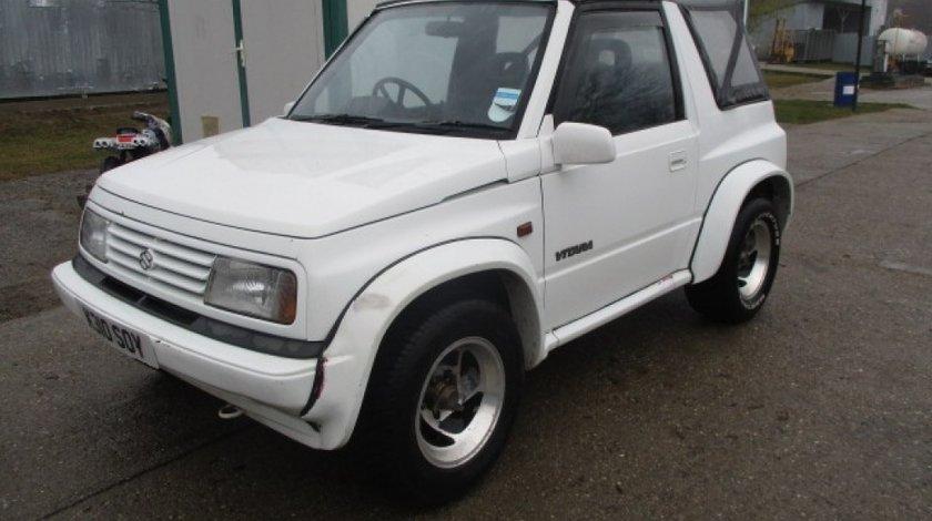 DEZMEMBREZ SUZUKI VITARA 4x4 fab. 1995 1.6 8V Benzina 80cp 59kw Cutie automata ⭐⭐⭐⭐⭐