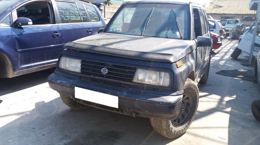 Dezmembrez SUZUKI VITARA an 1994, 1.6i 16V, caroserie SUV 4+1 usi
