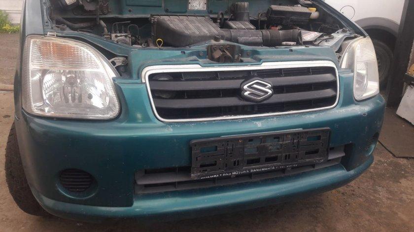 dezmembrez suzuki wagon an 2004 motor 1.3 benzina  motor,cutie viteze,fuzete fata,punte fata ,punte