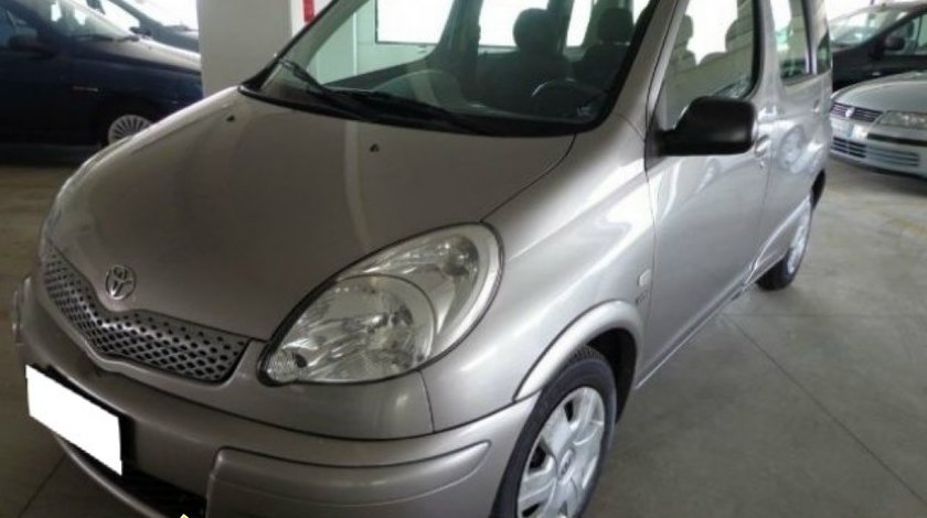 Dezmembrez Toyota Yaris Verso 2004 1 4 D 4D 55kw 74cp
