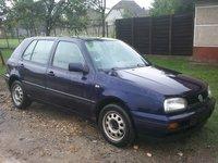 Dezmembrez Volkswagen Golf 3 1. 6 benzina an 1996