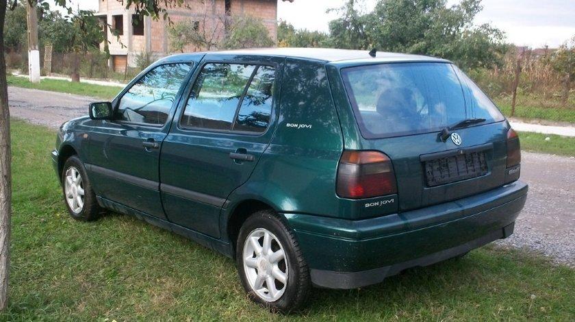 Dezmembrez Volkswagen Golf 3 motor 1 8 benzina an 1996