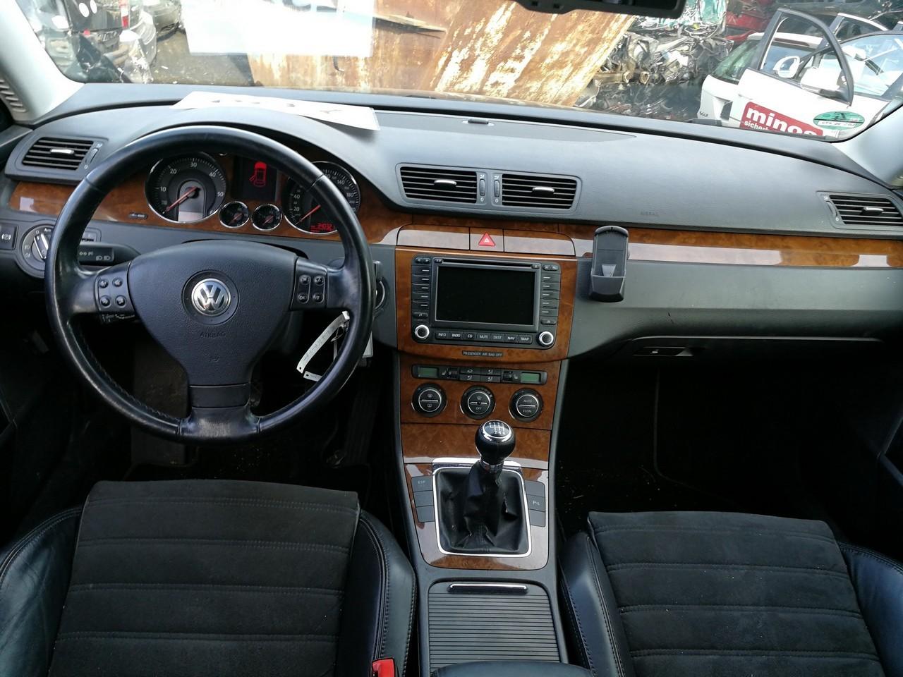 DEZMEMBREZ Volkswagen Passat 3C B6 an de fabricatie 2006 - 2007 - 2008