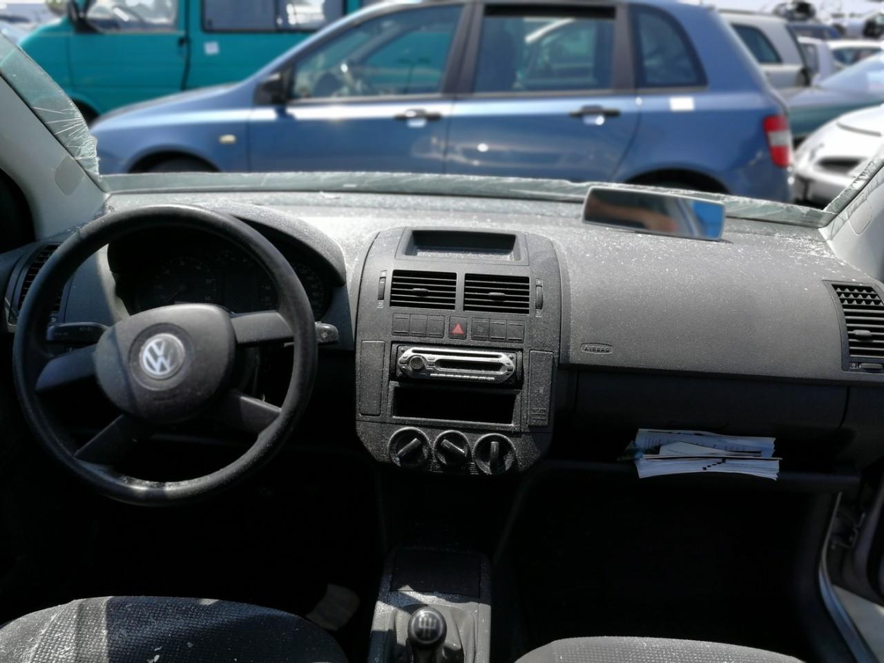 DEZMEMBREZ Volkswagen Polo 9N 1.2 6v tip AWY tip cutie GSH