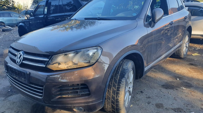 Dezmembrez Volkswagen Touareg 7P 2012 4x4 3.0 tdi CAS