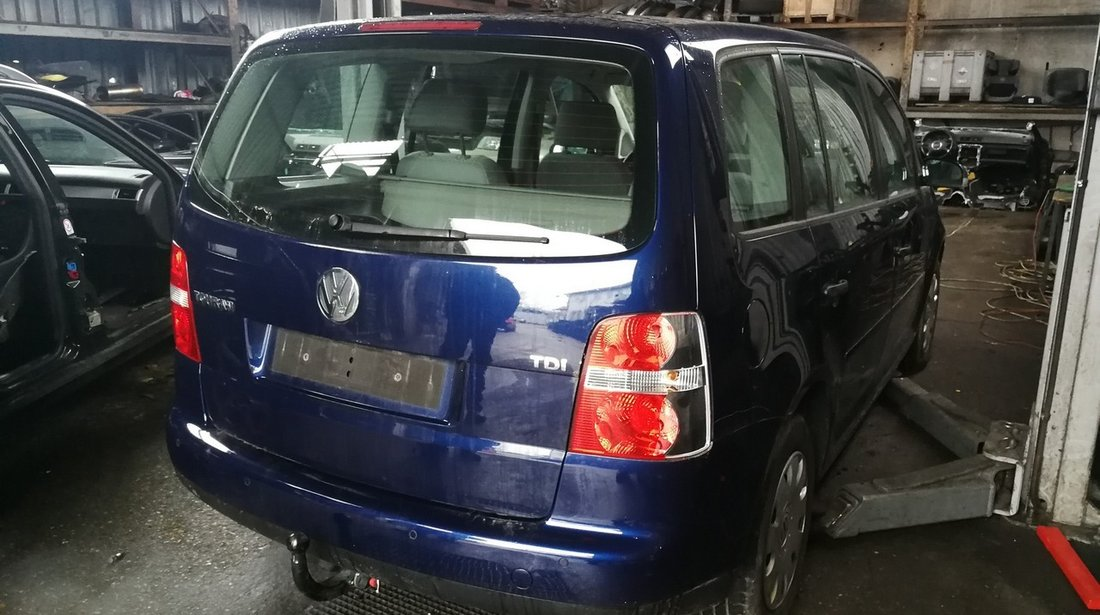 DEZMEMBREZ Volkswagen Touran 1.9tdi tip BKC