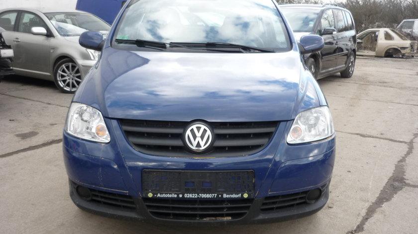 Dezmembrez VW Fox, 1.4tdi, cod motor BNM, E4, an 2006