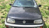 Dezmembrez VW GOLF 3 2.0i 85kW an 1995 Negru
