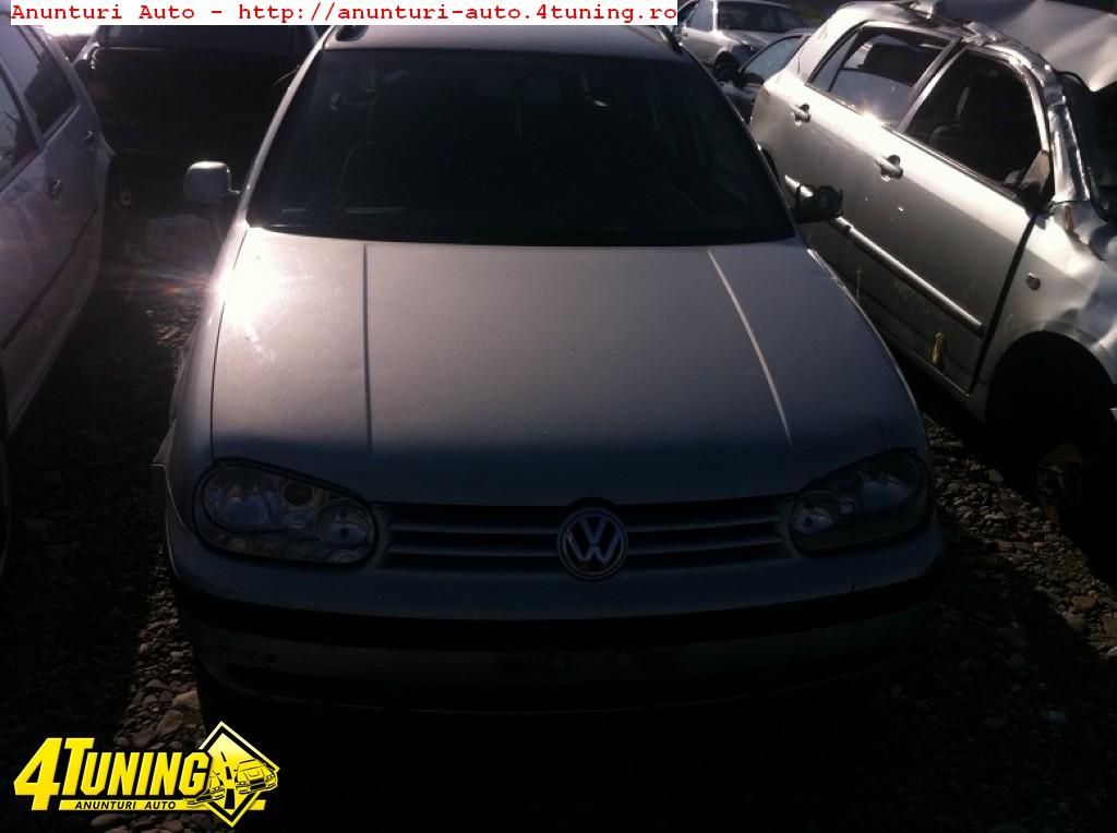DEZMEMBREZ VW GOLF 4 1 9TDI 90CP 4MOTION