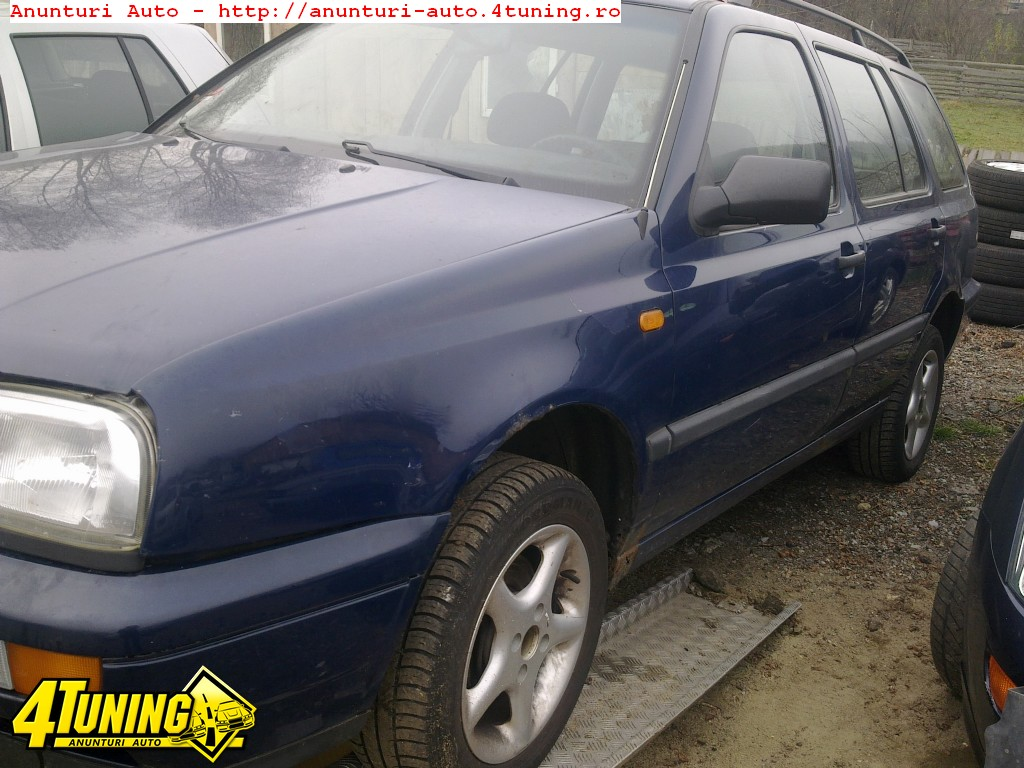Dezmembrez vw golff 31.9 tdi 90 CP Z1 model 1996 break