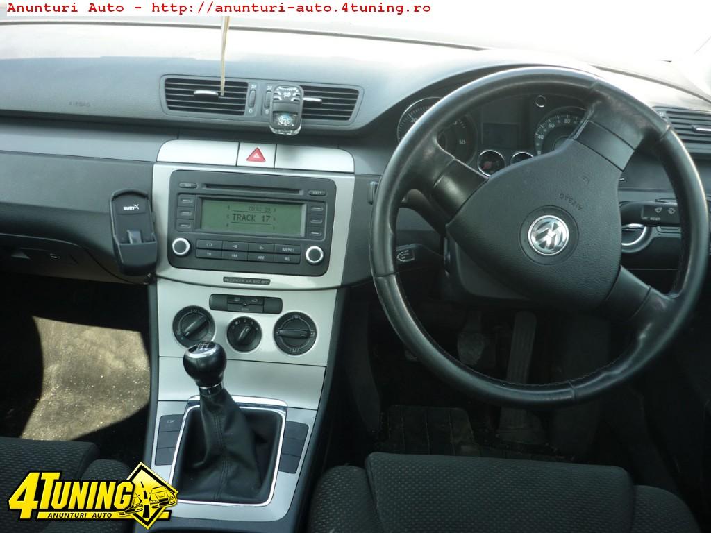 Dezmembrez VW Passat 2 0tdi 140cp 2006 limuzina