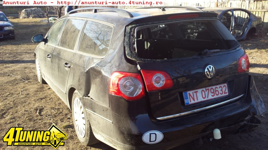 Dezmembrez VW Passat 3c B6 2.0 TDI BMP 2006 2007 2008 2009