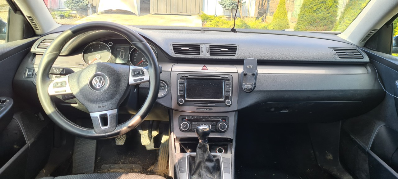 Dezmembrez VW Passat 3c B6 2006 2007 2008 2009 2010