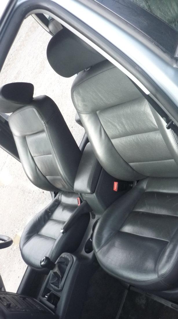 Dezmembrez VW Passat B5.5, 1,9tdi, AWX, 131cp, an 2004, interior piele