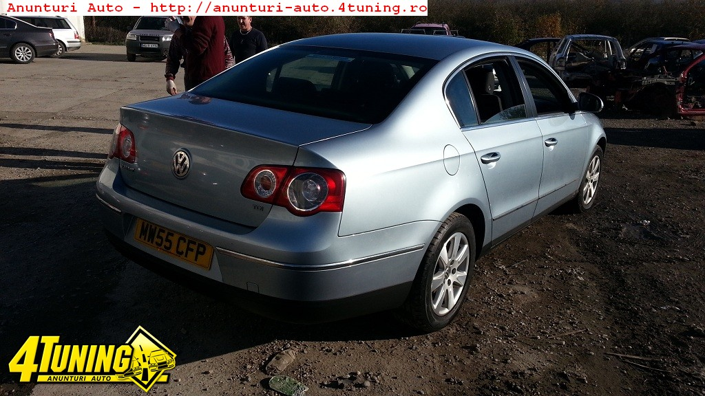 Dezmembrez VW Passat B6 1 9 tdi de 105CP cod BKC