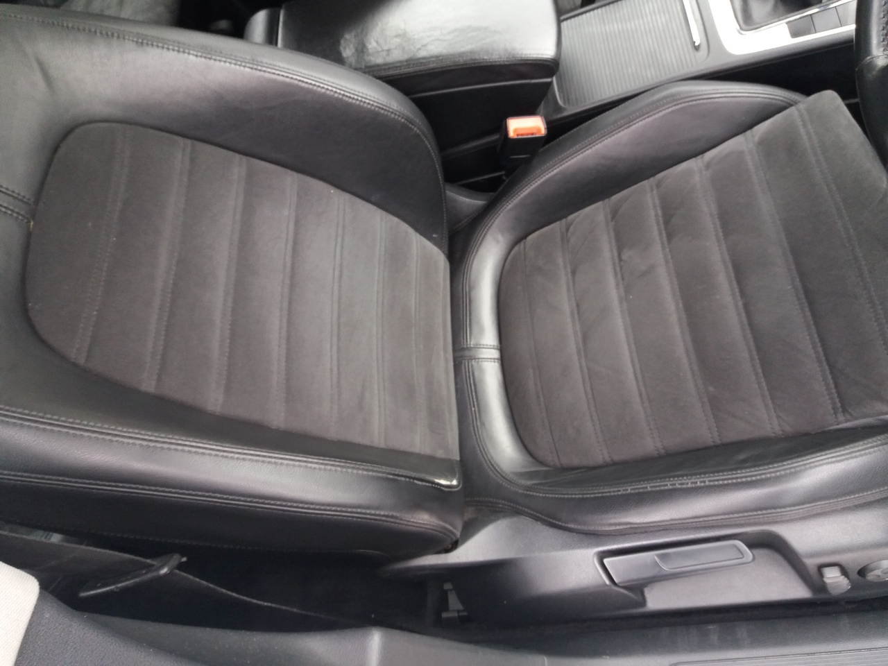 Dezmembrez VW Passat B6, 2.0tdi, 170cp, motor BMR, cutie manuala 6 vit, an 2007